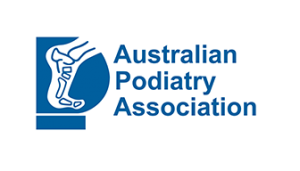Sunshine Coast Podiatrist Maroochydore QLD - Australian Podiatry Association Logo APodA Footsure Podiatry